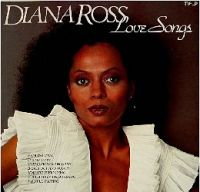 Cover Diana Ross - Love Songs [1984]